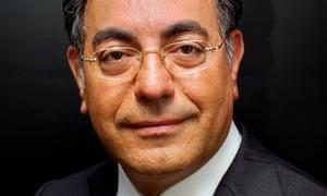 Samir Brikho, Amec's chief executive