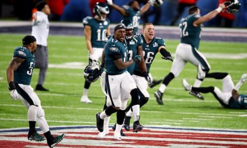 Super Bowl 2018  Eagles beat Patriots to win first title – as it happened  d8907bc49
