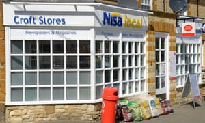 Nisa Local store in Northamptonshire