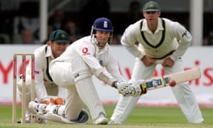 It was the batting of Marcus Trescothick on the first morning of the Edgbaston Test that set the tone, the opener clubbing 90 from 102 balls.