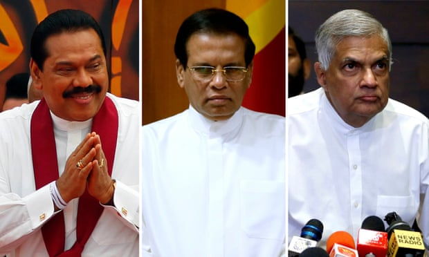 Sri Lanka: President Sirisena Joining hands with the Man he ousted
