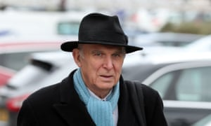 Liberal Democrat leader Vince Cable.