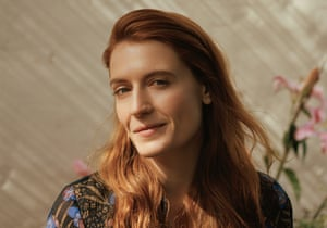 'One of the ultimate British poster girls for eventfulness': Florence Welch.