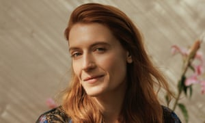 Florence Welch: a song is 'something that blows through her from elsewhere'