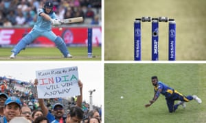 Cricket World Cup half-time report