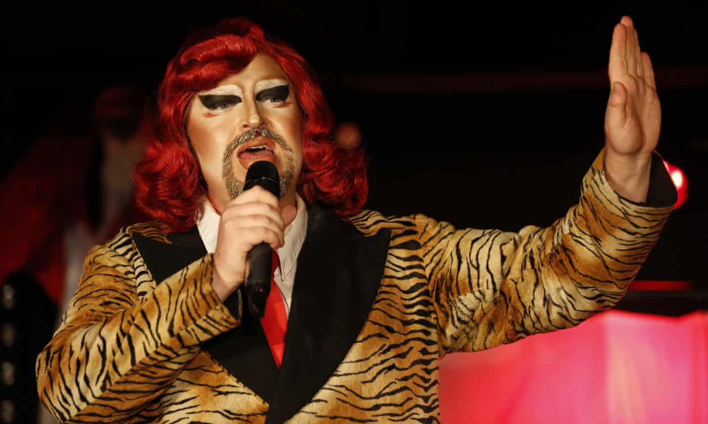 Crystal Rasmussen review – drag star with charisma by the bucketload