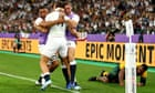 England into World Cup semi-finals after bruising victory over Australia