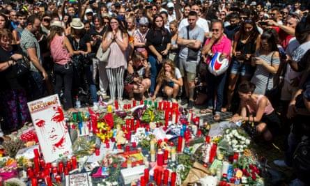 Barcelona S Las Ramblas Has Seen Tragedy Before And Will Flourish Again Spain Attacks The Guardian
