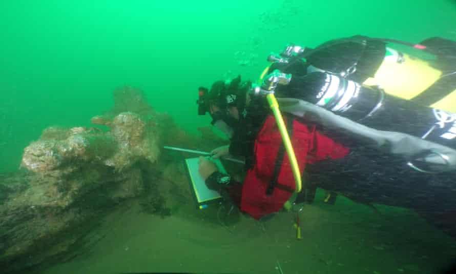 Rooswijk diver
