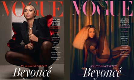 Beyoncé was photographed exclusively for the December issue by Kennedi Carter.