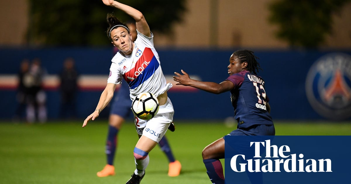 95767c6fc20 Lucy Bronze targets Champions League glory with Lyon in Kiev ...