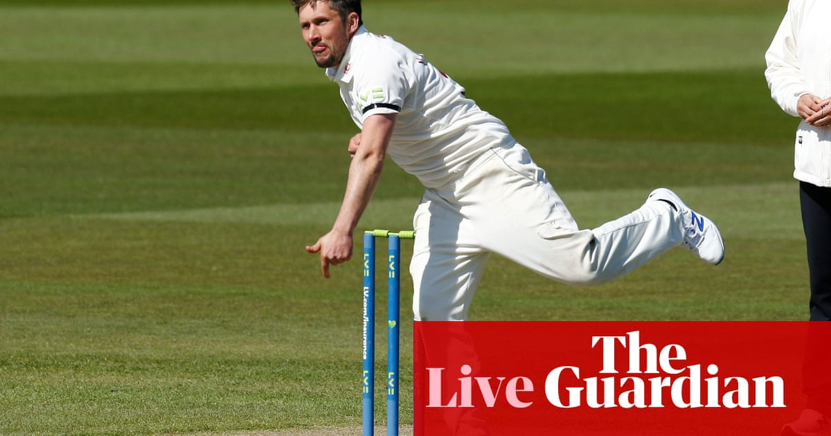 Lancashire v Northants and more: county cricket day three – live!