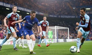 Jorginho, in action during Chelsea's recent draw with Burnley, has come under criticism but he has been a key member of a team that has done well on multiple fronts.