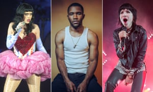 Katy Perry, Frank Ocean, Carly Rae Jepsen all use The Millennial Whoop