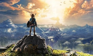 Is The Legend of Zelda: Breath of the Wild the best-designed