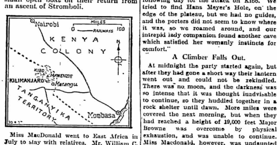 Manchester Guardian, 30 September 1927.