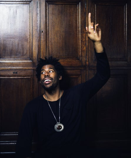 Flying Lotus … 'We're all trying to hard to be beautiful.'