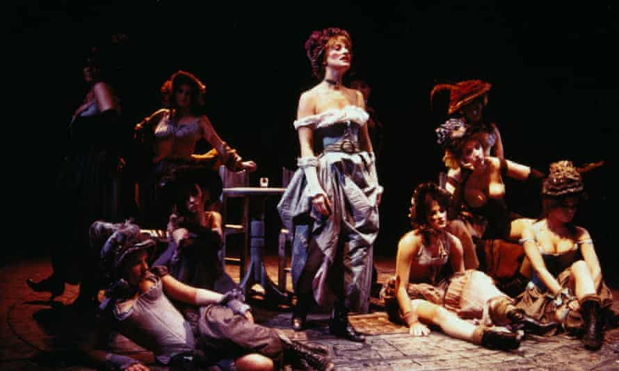 LuPone in Les Miserables.