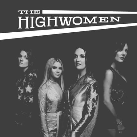 The Highwomen: The Highwomen album art work