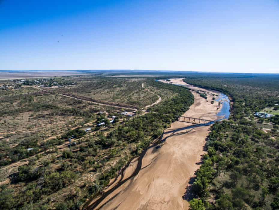 The Fitzroy River