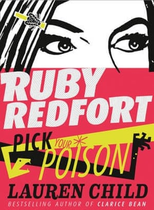 Ruby Redfort Pick Your Poison By Lauren Child Review Childrens - Can-pick-the-book-quick