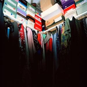 Closet, 2012