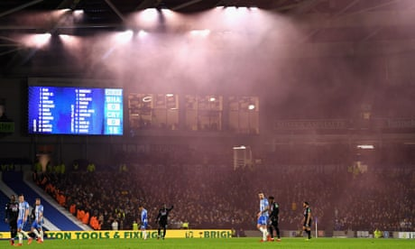 Police must get to bottom of false stories about Crystal Palace fans | Daniel Taylor