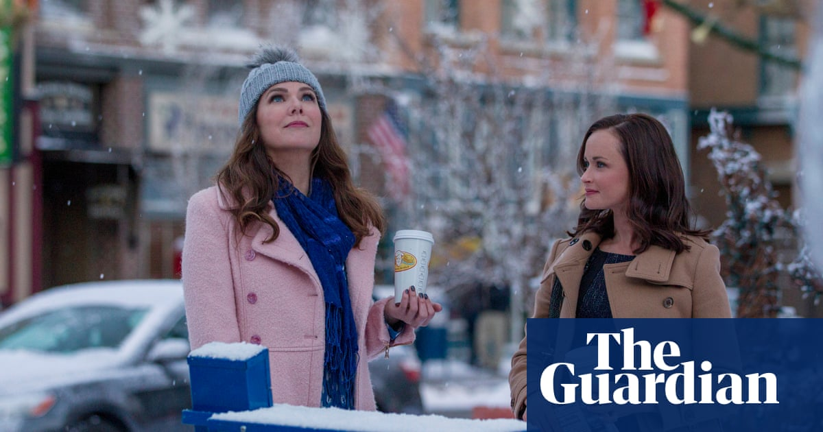 Gilmore Girls A Year In The Life Review A Beautifully Wrapped Gift Television Radio The Guardian