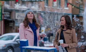 Feels like coming home … Gilmore Girls in Stars Hollow.