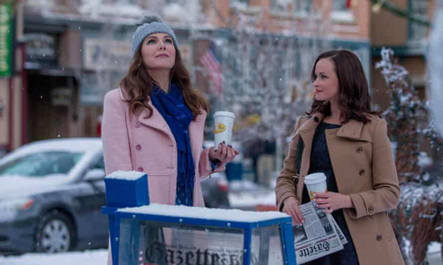 Gilmore Girls: A Year In The Life took first spot for superfast binge watching on Netflix.