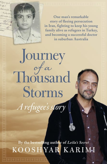 Journey of a Thousand Storms cover