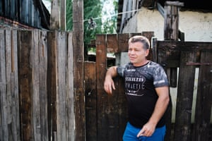 Ali in Beregovo. His relatives were attacked in Lysa Hora