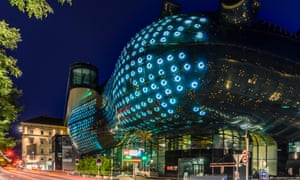 Great Modern Architecture In Europe Readers Tips Travel