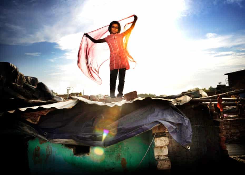 Sabina, 9, India