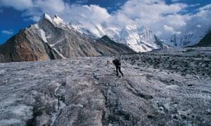 Mountaneers on K2.