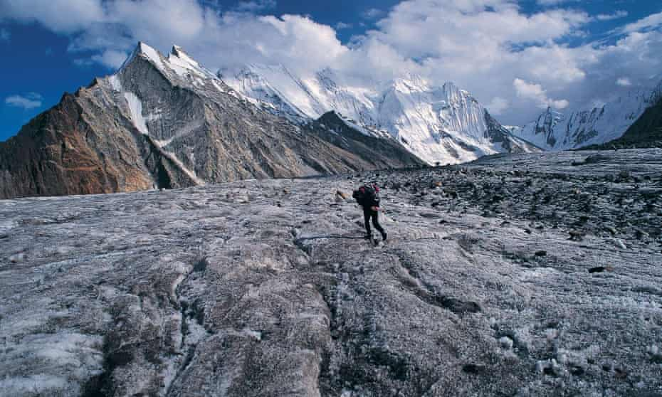 Mountaneers on K2.