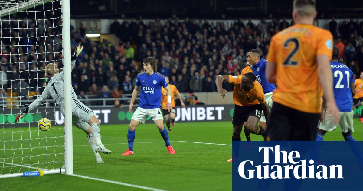 Wolves forced to settle for draw with Leicester after VAR controversy