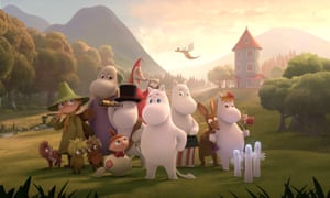 The residents of Moominvalley.