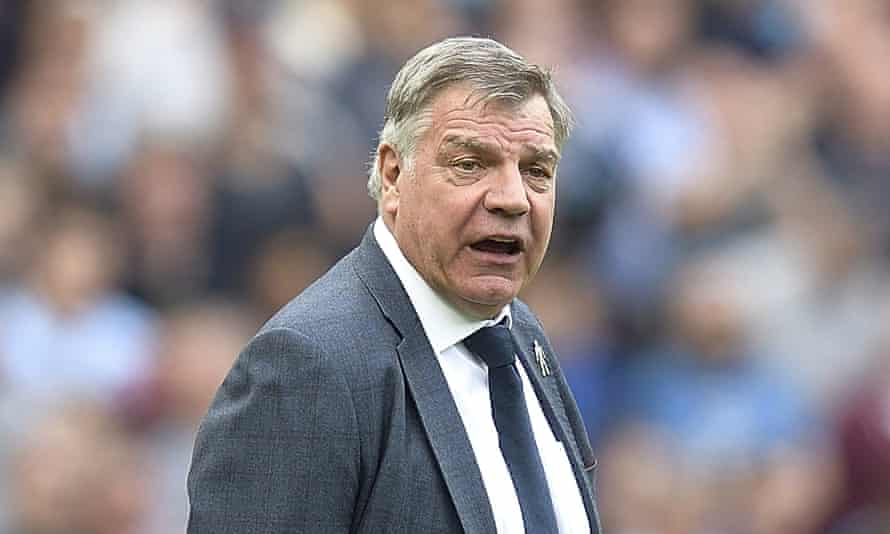 Sam Allardyce had been due to earn £3m a year as England manager.