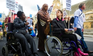 'Lord Freud announced in 2014 that some disabled people could be paid as little as £2 an hour. In a developed society, this can happen only through an ingrained lack of compassion for those with disabilities'