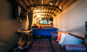 Myrtle's cosy interior