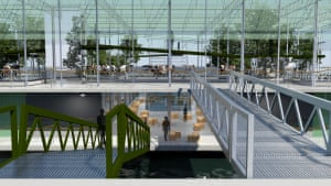 Rotterdam floating farm