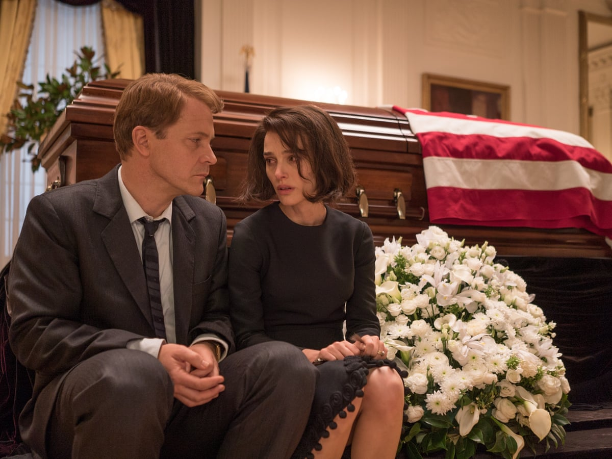 Jackie review – Natalie Portman intelligent and poised as JFK's widow |  Jackie | The Guardian