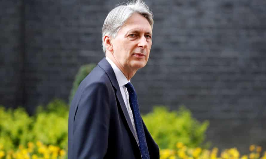 Philip Hammond: 'To set the bar for negotiations so high that we inevitably leave without a deal would be a betrayal.'