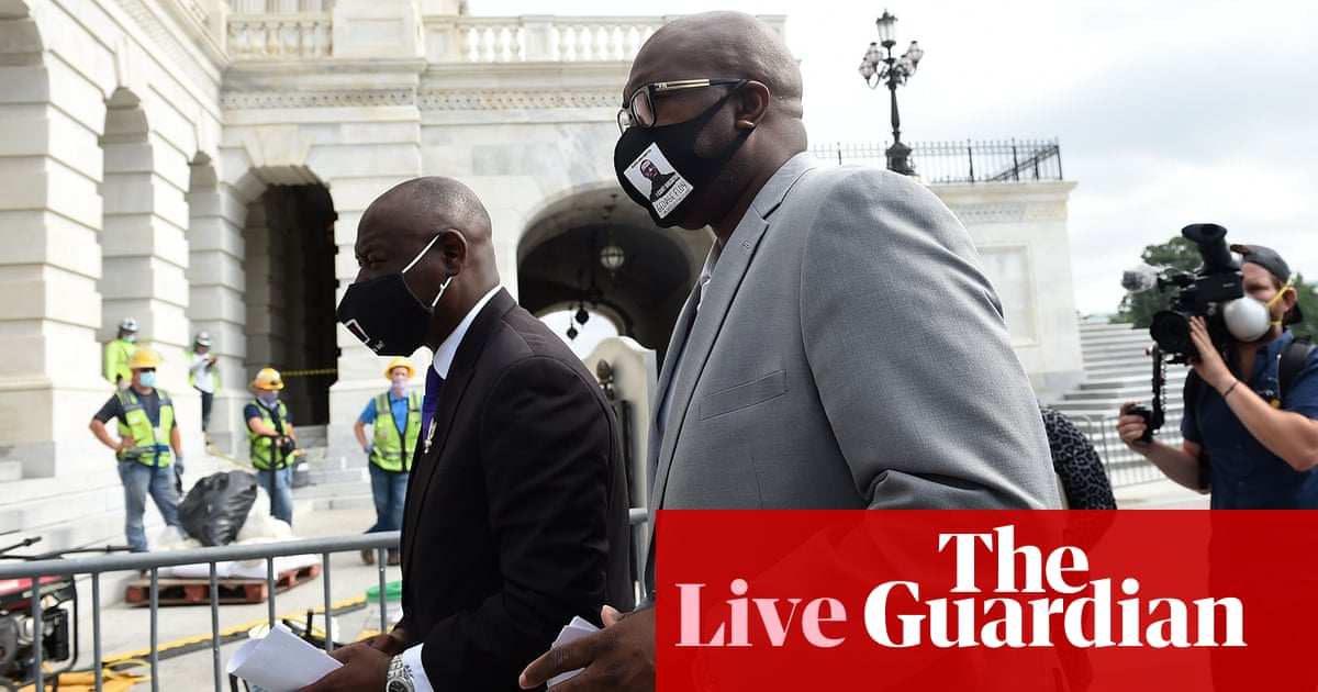 George Floyd's brother testifies before House: 'I'm here to get justice' – live