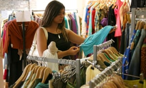 Americans throw away 25bn pounds of clothing, shoes, accessories and other textiles every year. While some of it gets resold at thrift stores or recycled, most of it goes straight to the dump.