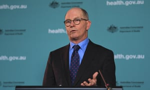 Australia's chief medical officer Prof Paul Kelly has removed the last remaining hotspot – that for greater Brisbane.