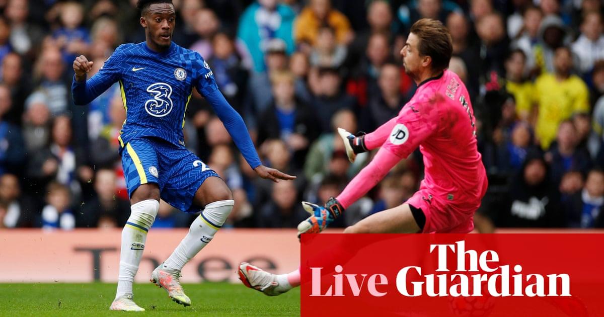 Chelsea v Norwich: Premier League – live!