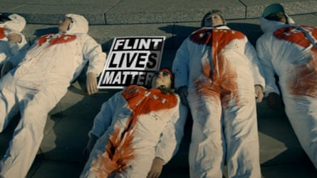 A still from Flint