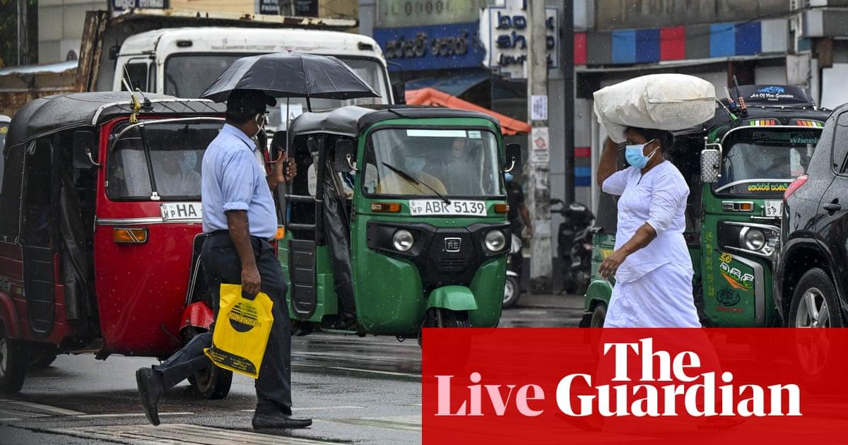 Coronavirus live news: record monthly deaths in Malaysia; Sri Lanka lifts six-week lockdown